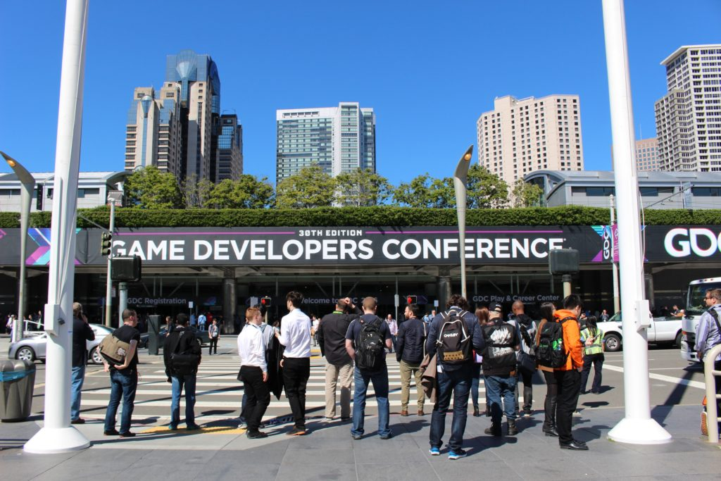 GDC 2016 San Francisco