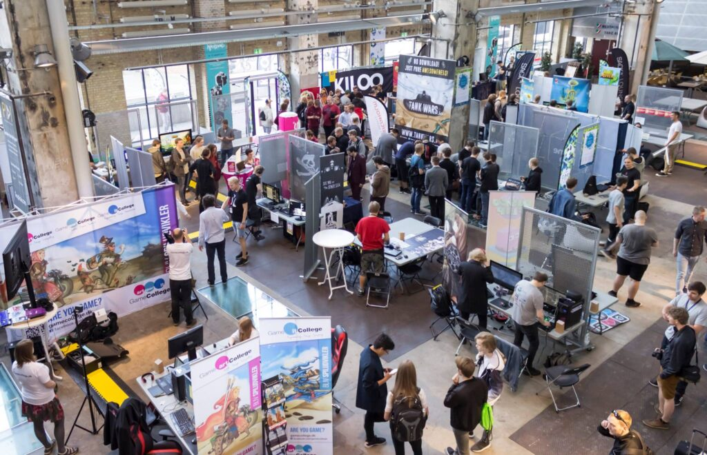 Game Scope 2017 in Aalborg