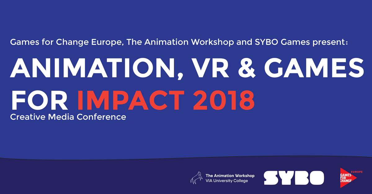 Animation, VR & Games for Impact 2018