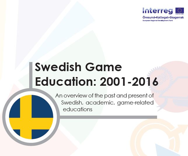 Swedish game Education: 2001-2016