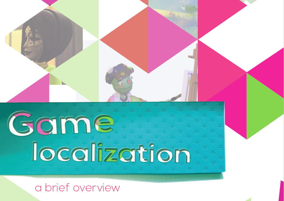 Overview of game localization