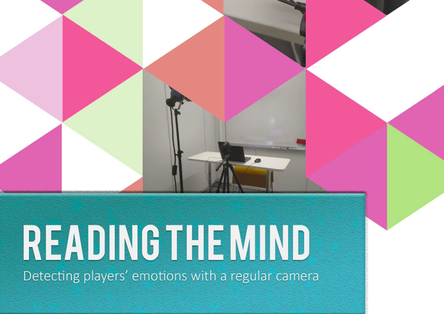 Reading the Mind – Detecting players' motions with a regular camera