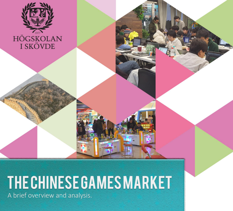 The Chinese Games Market